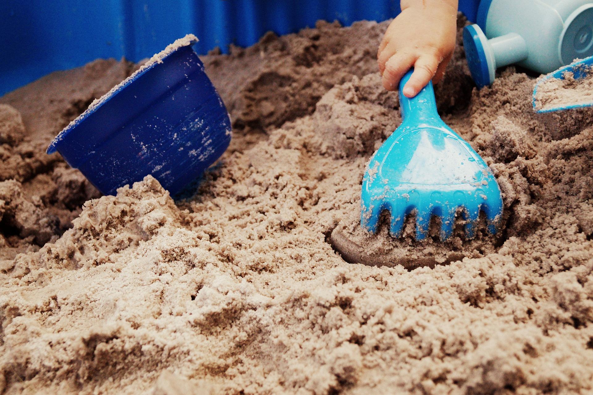 Sandkasten Logo